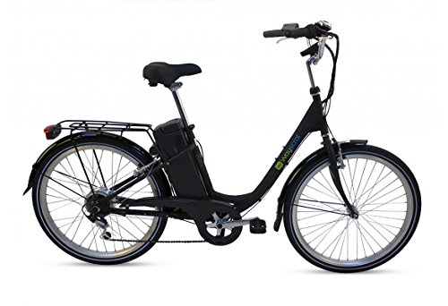 Electric Bicycle wayscral Basy 315 24 V, black