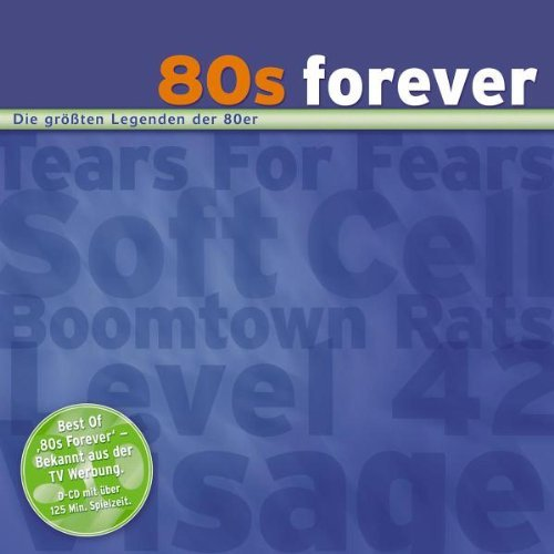 Sam Brown, Camouflage, Shakatak, Black, Cameo, Rainbirds, Visage, Animotion.. By 80's forever-Die gr??ten Legenden der 80er (30 tracks) (0001-01-01)