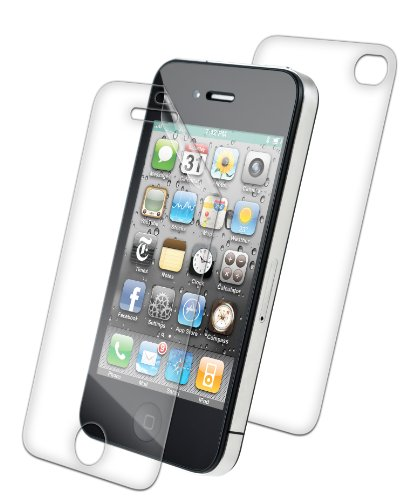 Foto invisibleSHIELD-Protezione Full Body per Apple iPhone 4