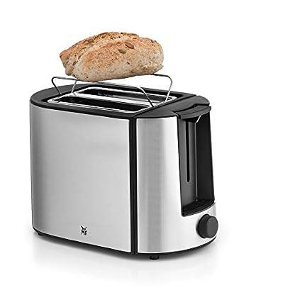 WMF-Bueno-Pro-Toaster-870-W-Doppelschlitz-Brtchenaufsatz-6-Brunungsstufen-Edelstahl-mattschwarz