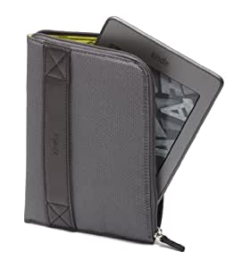 Amazon Kindle Zip Sleeve, Graphite (fits Kindle Paperwhite, Kindle and Kindle Touch)