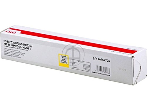 Preisvergleich Produktbild OKI C 531 DN (44469704) - original - Toner gelb - 2.000 Seiten