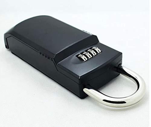 HONGI HONGLIAufbewahrungsbox-Passwortsperre Sichere Aufbewahrung von verstreuten Schlüsseln Kann Raumkarten-Raumstützen aufbewahren