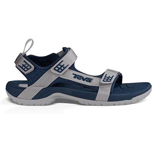Teva Tanza M's Herren Sport- & Outdoor Sandalen Navy Grey