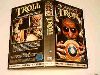 Troll (gekürzte Fassung) VHS