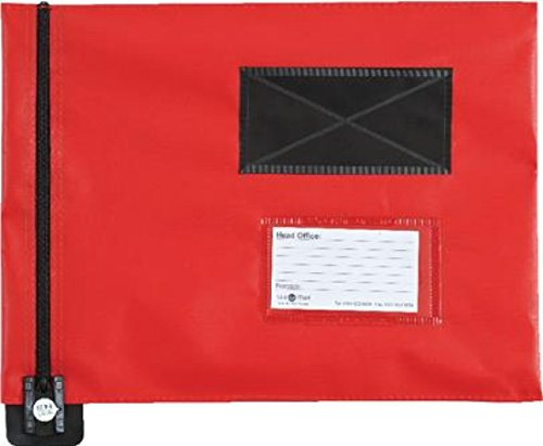 go-secure-flat-mail-pouch-with-window-heavy-duty-red-286-x-336mm