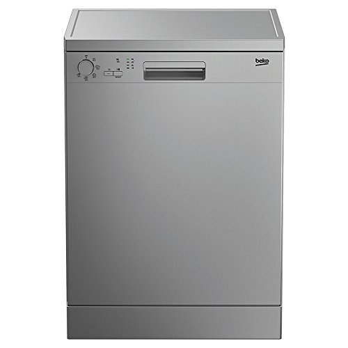 Beko DFN05211S Freestanding 12place settings A+ dishwasher - Dishwashers (Freestanding, Stainless steel, Stainless steel, Stainless steel, 12 place settings, 49 dB)