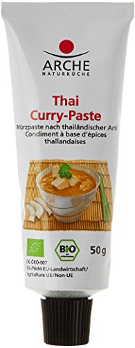 Arche Thaï Curry Gingembre en Tube Bio 50 g