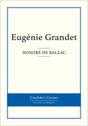 Eugénie Grandet por Honoré de Balzac