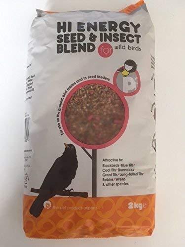 Hi Energia semence et moustiques mélange pour oiseaux sauvages-2kg