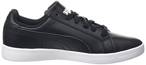 PUMA Wns UK 36 Sneakers Puma 5 3 Schwarz EU 07 Damen 07PUMA Puma Damen BLACK BLACK Smash L RpExxOU