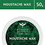 Best Moustache Waxes - Moustache Wax (Mint-Scented), 50 gm | Strong Review