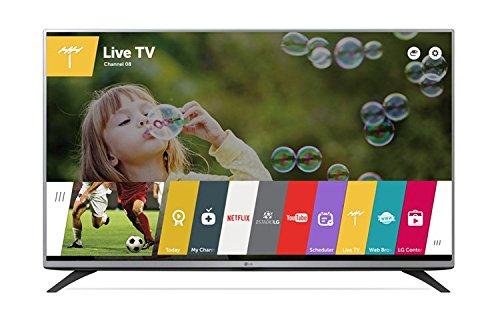 LG 43LH595T 108 cm (43 inches) Full HD LED IPS TV (Black)