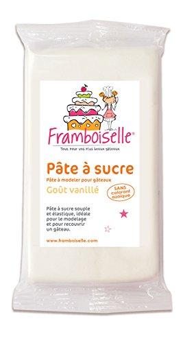 Framboiselle Sachet Pas Blanche 500 g - Lot de 2
