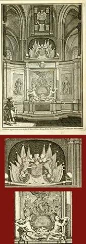 ThePrintsCollector Motif Antique-Tomb- Michiel De Ruiter 1732