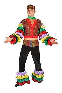 FIORI PAOLO gr5125bailarines-Carioca disfraz Carnaval Atelier, talla XL, multicolor