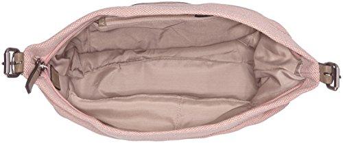 Esprit Accessoires Damen 998ea1o802 Schultertasche, 10x35x33 Cm Rosa (rosa Chiaro)