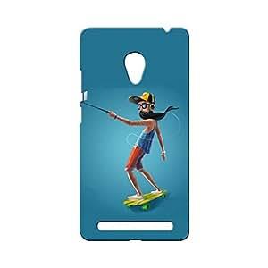G-STAR Designer Printed Back case cover for Asus Zenfone 6 - G0381