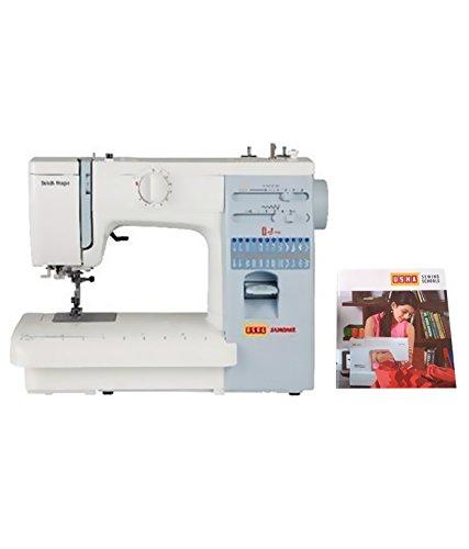 Usha Stitch Magic Sewing Machine - White