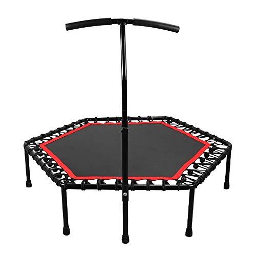 JIANPING Erwachsene Gym Home Kinder Indoor Elastic Weight Loss Equipment Bungee Jumping Bed Silent Weight Loss Reduction Trampolin Trampolin