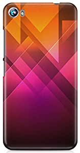 Expert Deal Quality 3D Printed Hard Designer Back Cover For Micromax Canvas Fire 4 A107