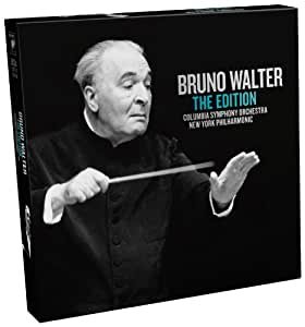 Bruno Walter: The Edition (Coffret 39 CD)