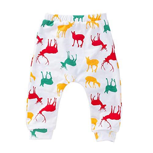 Kostüm Cartoon Figur Mädchen Baby - Hosen Kinder Baby Unisex Cartoon Halloween Kürbis Print Leggings Hose Lang Kinder Schlafanzug Party Schlafanzughose 12 Monate - 4 Jahre