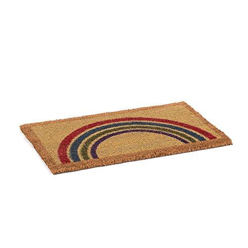Catral 71070049 Felpudo de Coco Rainbow