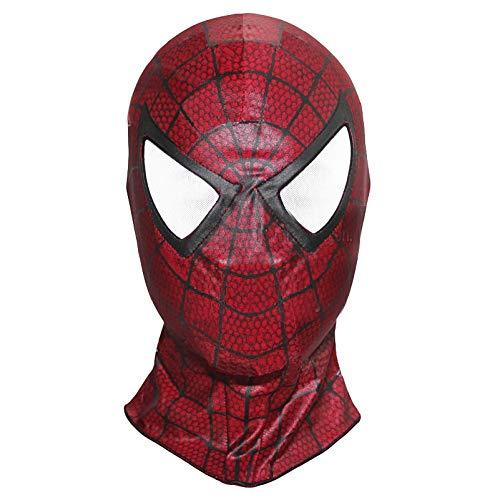 Kostüm Objektive - VAWAA Hochwertige Spiderman Gift Maske Erwachsene Und Kinder Spider-Man Objektive Cosplay Kostüme Halloween Superhelden Masken