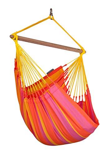 LA SIESTA Sonrisa Mandarine- Chaise-hamac basic outdoor