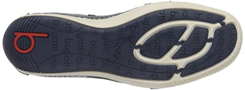 Bugatti F24606v6, Sneakers Basses Homme Gris (Grau 160)
