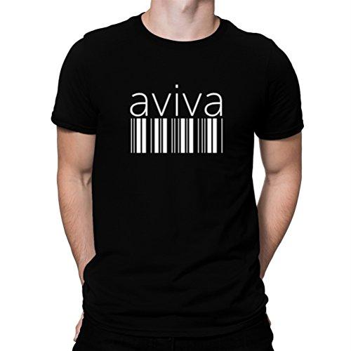 aviva-barcode-t-shirt
