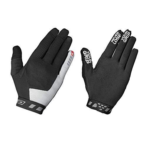 GripGrab Radsport Vertical InsideGrip Langfinger Handschuh Schwarz L (Fahrrad Vertical)