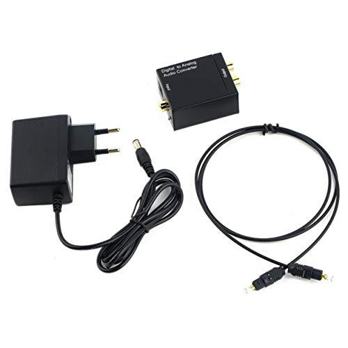 Tree-on-Life USB-Datenladekabel Blei Digital Optical Coaxial Toslink Signal zu Analog Audio Converter für LG Mobile Phone KG90 KG70 Audio Converter Mobile
