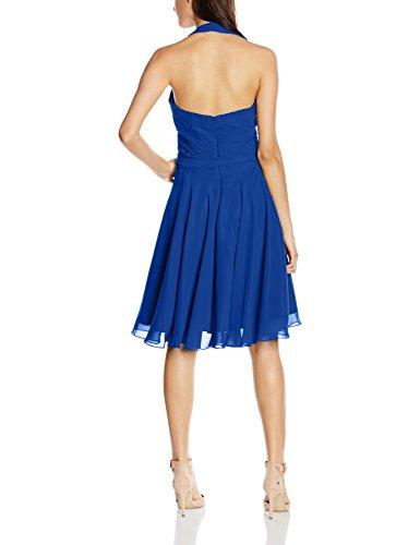 astrapahl Co8002ap, Robe Femme, Medium Blau
