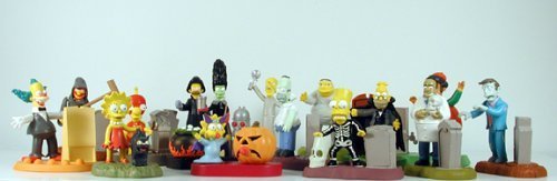 the-simpsons-spooky-light-ups-set-of-15-burger-king-figures-individually-bagged-by-burger-king
