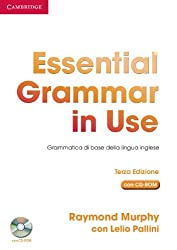 Essential grammar in use. Without answers. Ediz. italiana. Per le Scuole superiori. Con CD-ROM