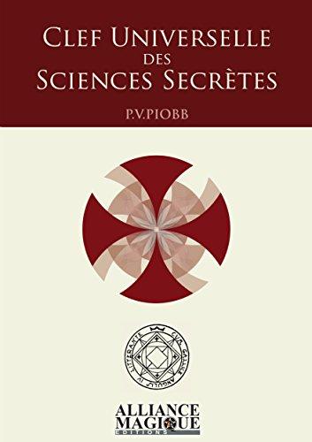 Clef Universelle des Sciences Secrètes