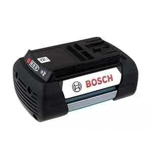 Bosch Batterie High-Power 36 V/2,6 Ah Lithium-Ion pour outils de jardin F016800301