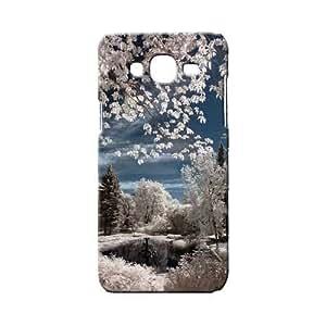 BLUEDIO Designer 3D Printed Back case cover for Samsung Galaxy A8 - G5489