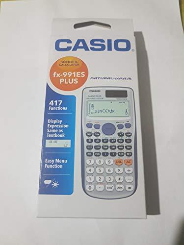 Casio FX991ES Plus Dual Powered Wissenschaftlicher Taschenrechner