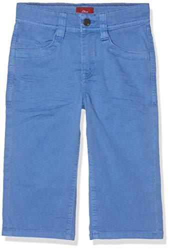 s.Oliver Jungen 62.905.74.2601 Shorts, Blau (Blue 5370), 164 (Herstellergröße: 164/BIG) Big Boys Pants