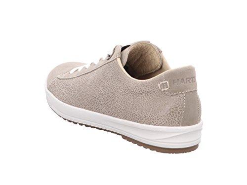 Hartjes Cup Damen Sneakers Beige