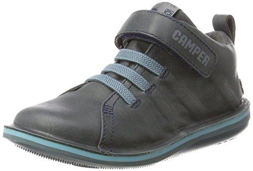 CAMPER Jungen Beetle Stiefel, Grau (Dark Gray), 33 EU (Schuhe Camper Stiefel)