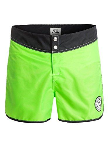 Quiksilver Bañador para Hombre EQYBS03102 Verde Fluor.