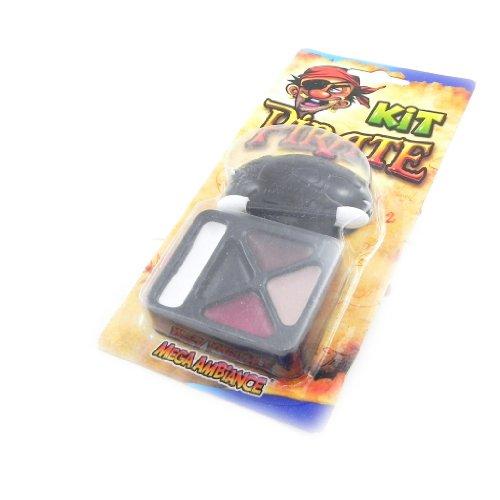 . (Pirate Kit Make Up)