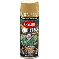 KRYLON Camouflage Paint with Fusion Technology (Khaki)