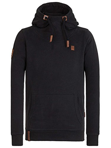 Naketano Herren Sweatshirt Chronic Blunt Ii Black
