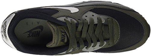 Essenziale Homme 90 384 309 Chiaro Stucco Nike Max De Scuro 537 Multicolore Air Chaussures Osso Running Nero cargo Kaki qw0qT