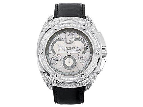 Saint Honore Montre pour Hommes High Jewellery Haussman Chronographe 8890811BYD